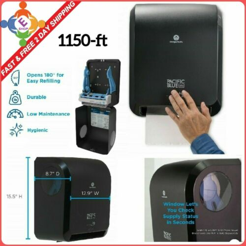 Pacific Blue Ultra Automated Paper Towel Dispenser By Gp Pro (Georgia-Pacific),