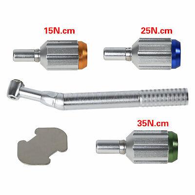 Tosi Dental Implant Instrument Handpiece Control Universal Torque Wrench Tx-nl