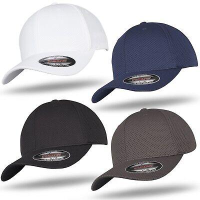 Original Flexfit Cap 3D Hexagon Jersey Basecap Baseball Mütze Kappe Unisex 3 Flex Fit Cap