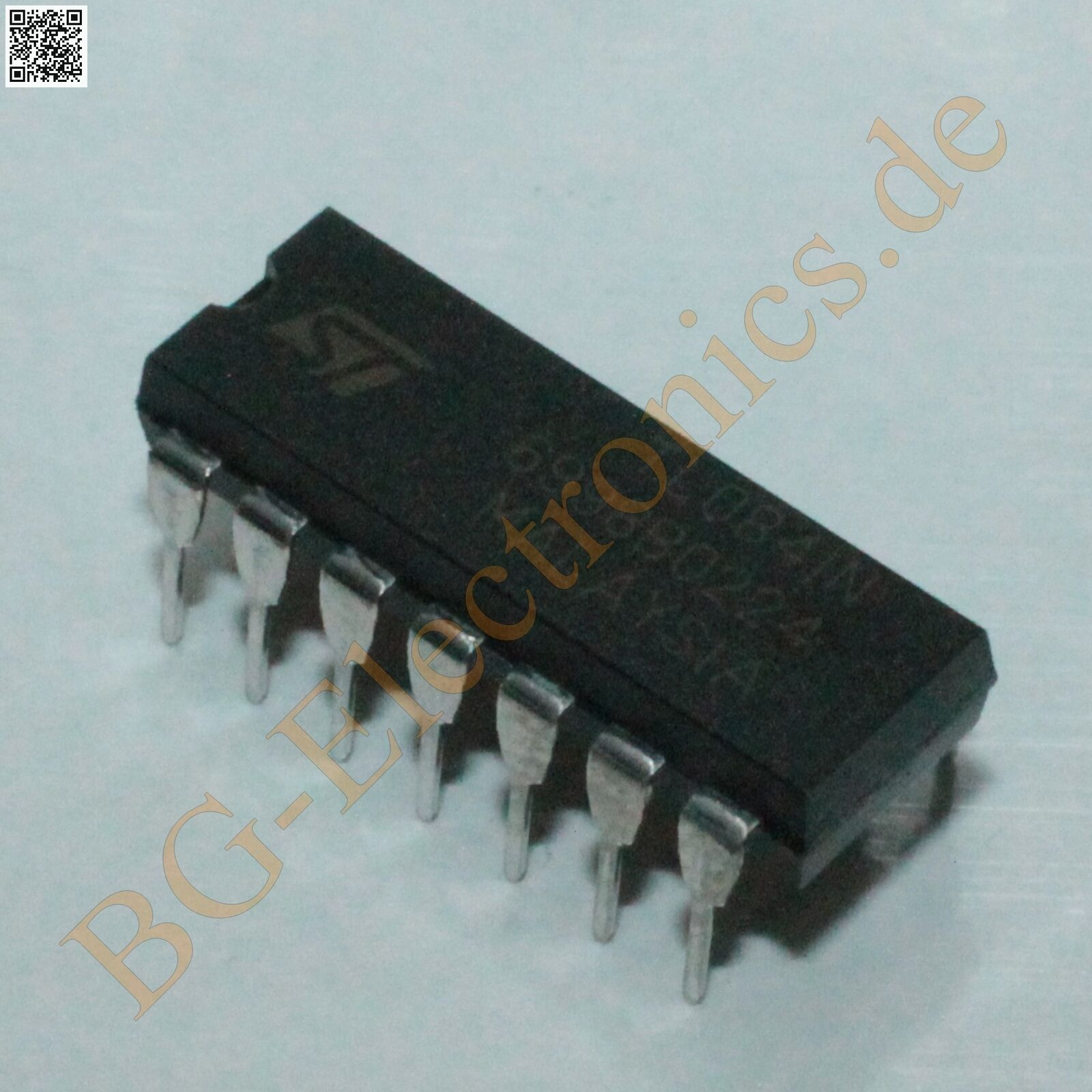 4-fach Operationsverstärker IC SMD TL 084 ST-Mirco SO-14 2St. TL084C