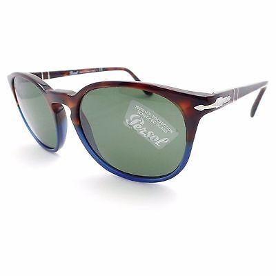 Persol 3007 1022/31 50 Terra E Oceano Green New Authentic Sunglasses (Oceano Sunglasses)