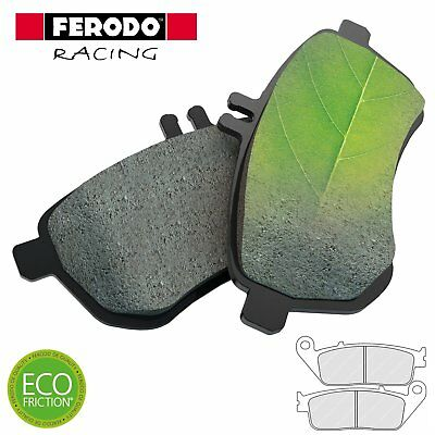 VICTORY Cross Country Tour 2015 Ferodo Eco Friction Rear Brake Pads