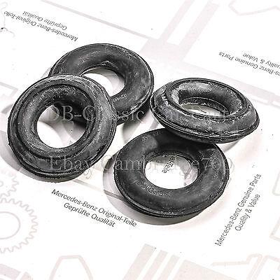 4 x ORIGINAL MERCEDES Auspuff Gummi Ringe W107 W108 W109 W110 W111 Auspuffgummis gebraucht kaufen  Warstein