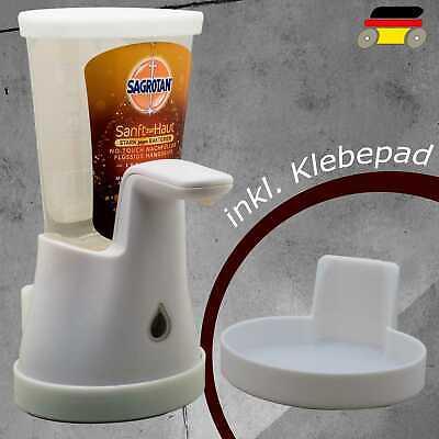 Wandhalterung für Sagrotan No Touch Seifenspender, SeifenHalter, Wandhalter Bad