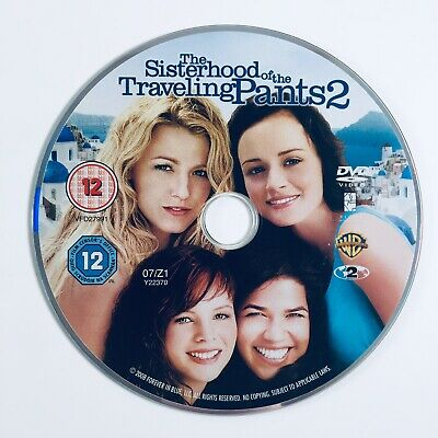The Sisterhood Of The Traveling Pants 2 (DVD, 2009) - Disc Only