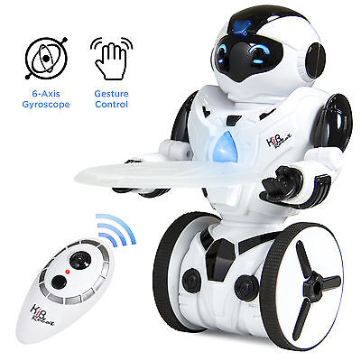 2.4GHz Remote Control 6-Axis Robot 5 Mode, Lights, Self Balancing Motion Sensing