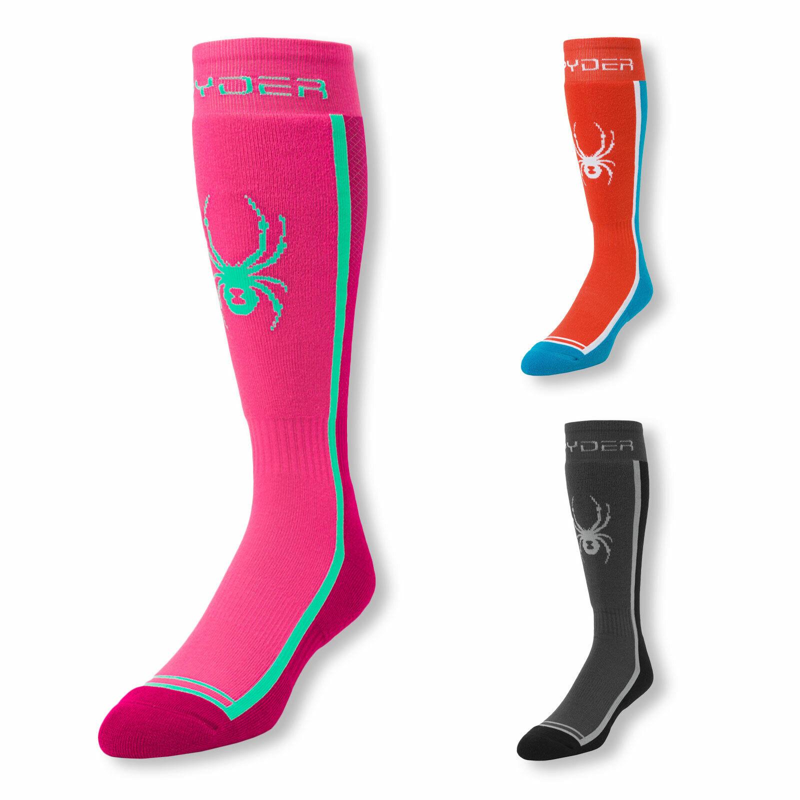 Spyder Damen Skisocken Skistrümpfe Sportsocken Sweep Socks Farbwahl