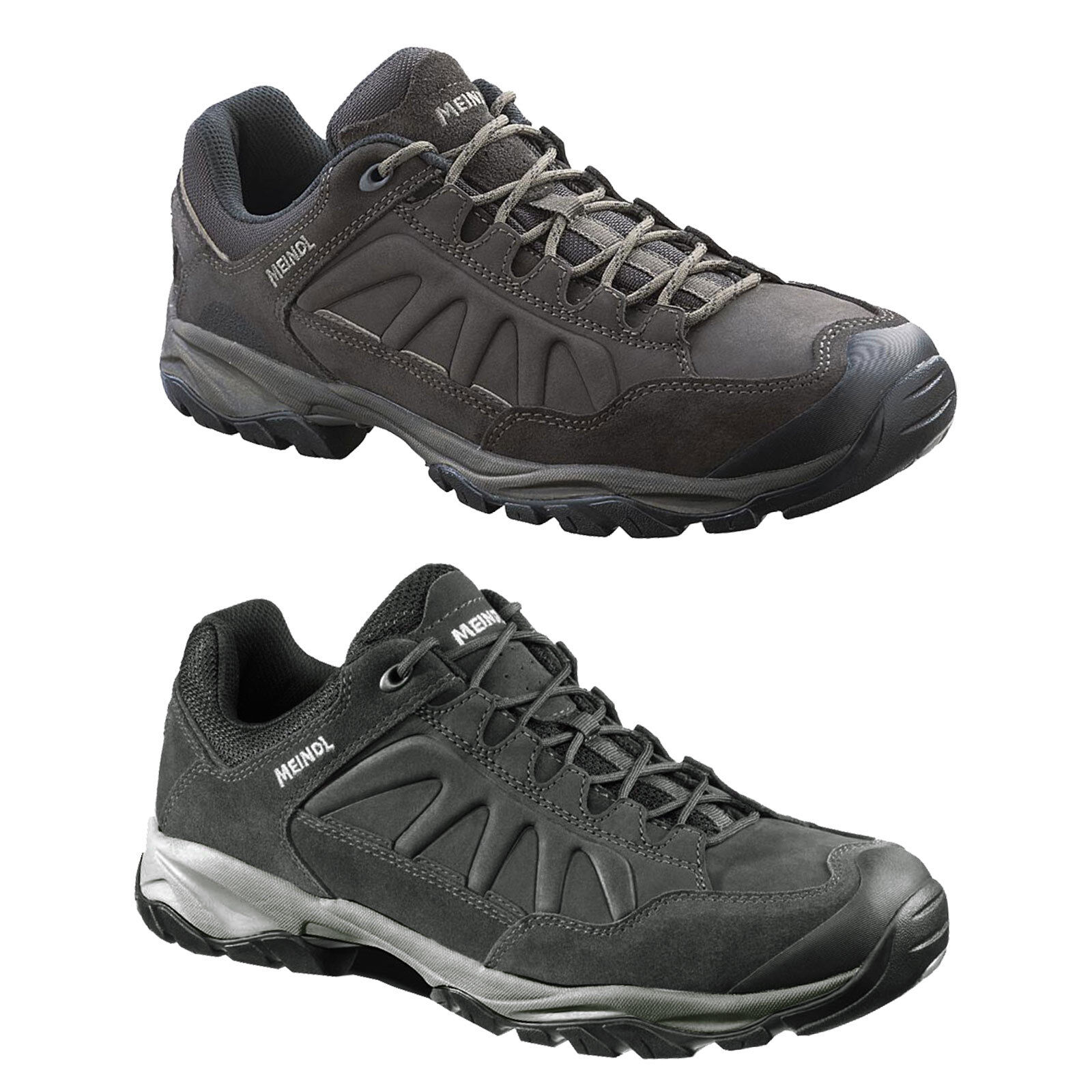 Meindl Nebraska Mens Trekking Shoes Outdoor Shoes Hiking Shoes Low Shoes New
