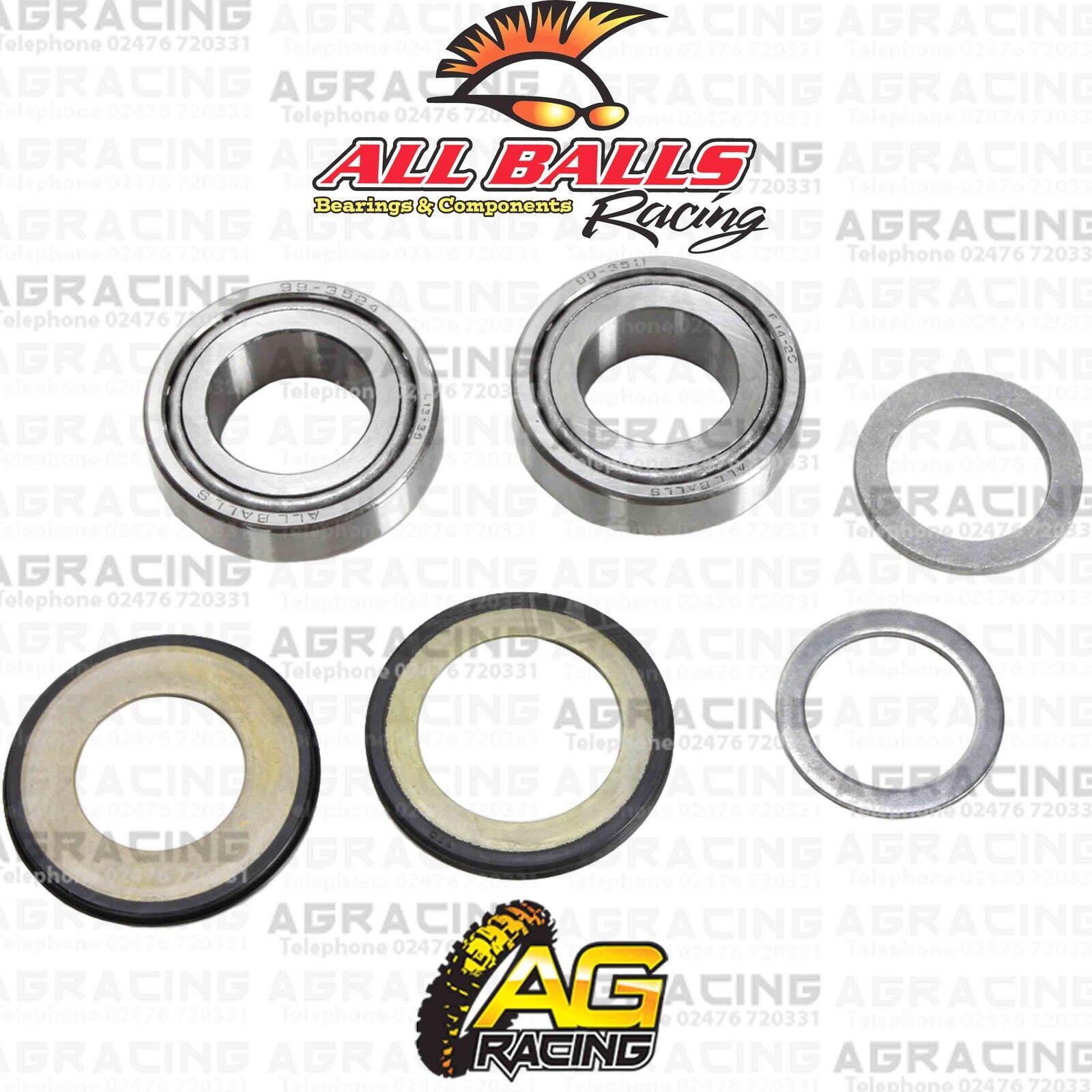 KTM EXC 125 2006-2008 Tapered Steering Head Stock Stem Bearing Kit /& Seals