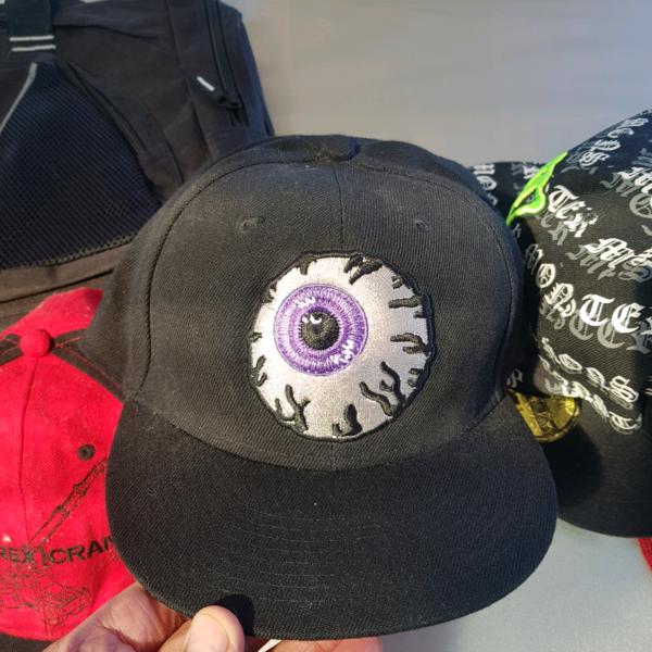 fd3086f2476 ... discount code for mnwka mishka black adder eternal eye new era 59fifty  hat 51c22 77bd5