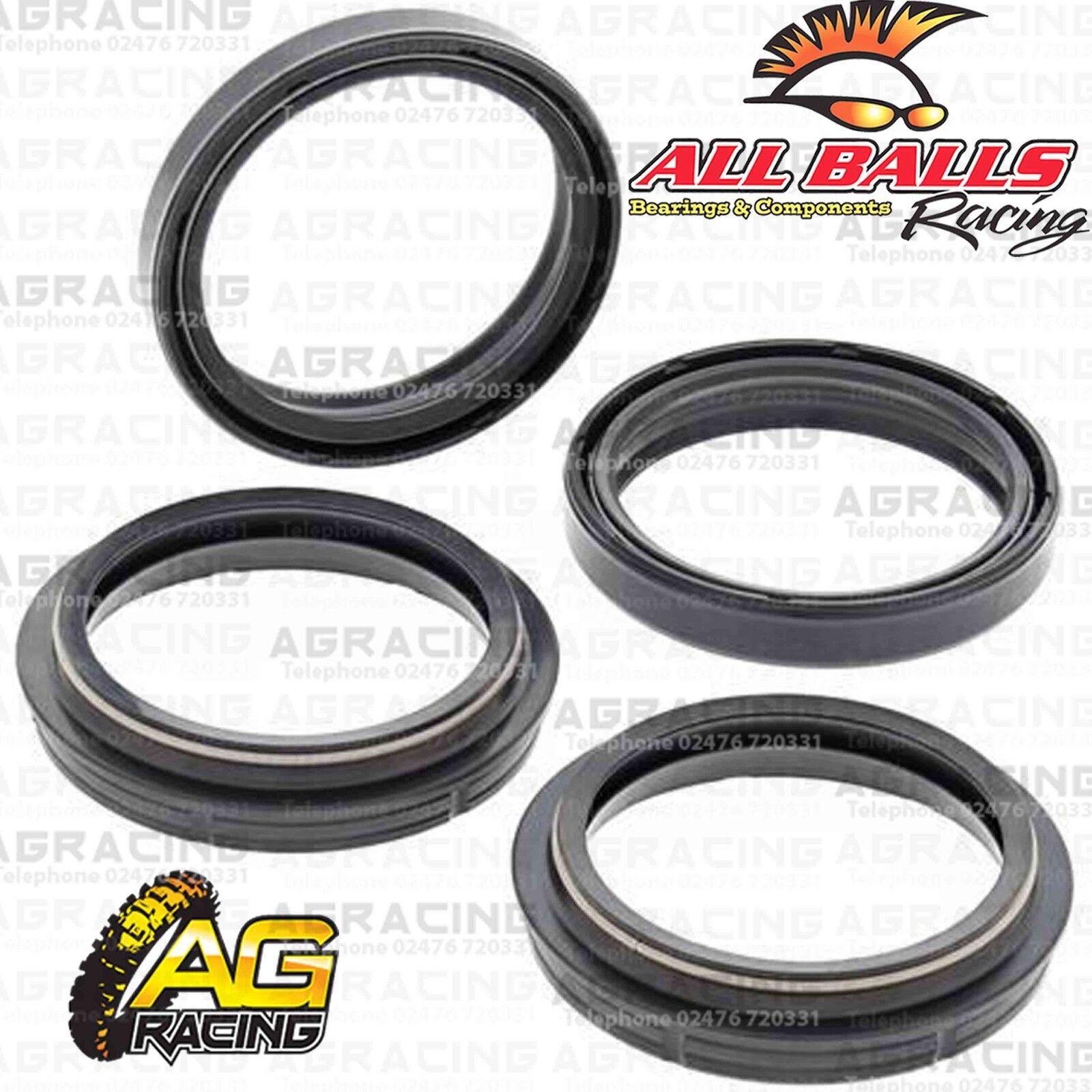 All Balls Fork Oil Seals Kit For Kawasaki KXF 450 2013 13 Motocross Enduro New