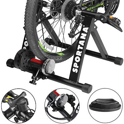 Rodillo de entrenamiento magnético para bicicletas rodados 26