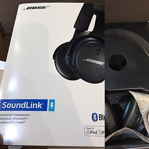 Casque supra-aural Bluetooth Bose SoundLink