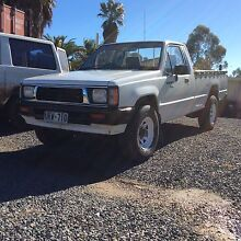 1988 (4x4) Mitsubishi Triton Ute mint condition ELDERLY ONE OWNER Wasleys Gawler Area Preview