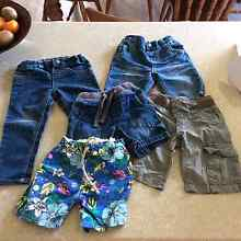 Boys size 2 shorts and jeans George Town George Town Area Preview