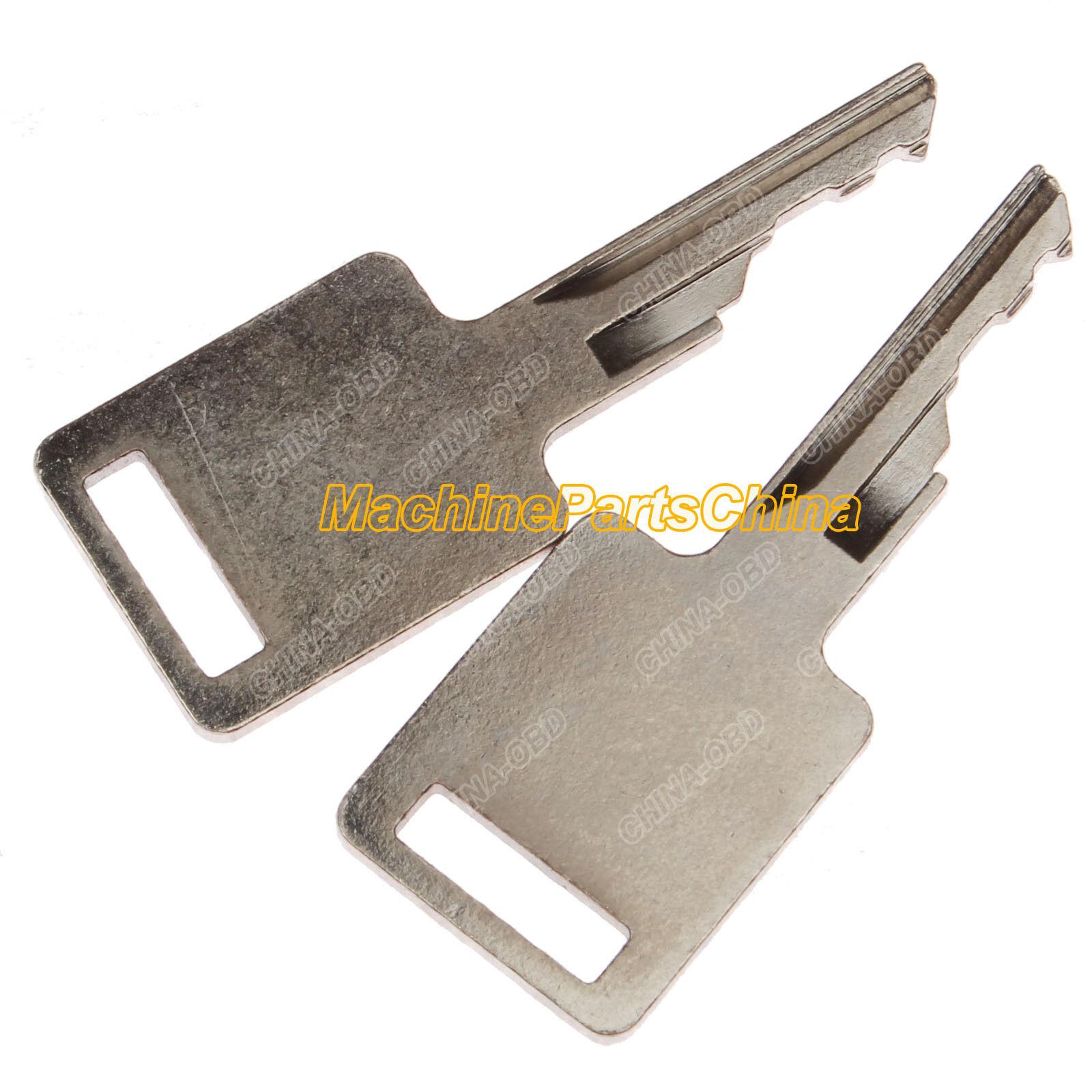 Bobcat Ignition Key for models S100 S130 S150 S160 S175 S185 S205 Skid Steer