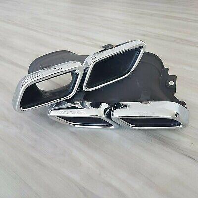 AMG Mercedes-Benz E-Klasse W213 GLC W253 Auspuffblenden A2134903100/A2134903200