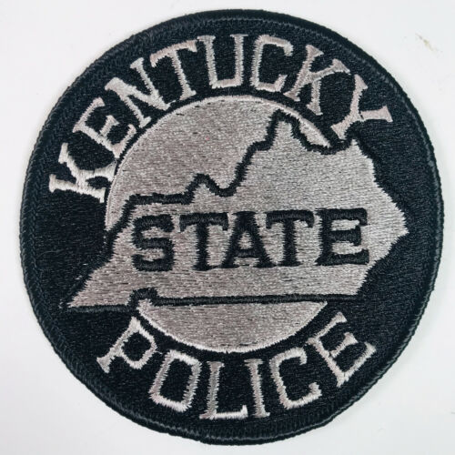 Kentucky State Police Subdued Patch