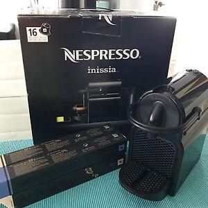 Nespresso Inissia Noir