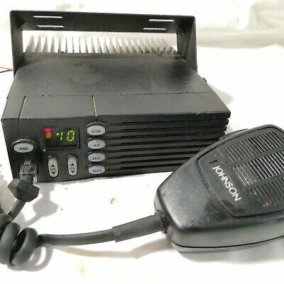 Ef Johnson 242-9881-602 Fcc Id Ath2429882 W Johnson Microphone