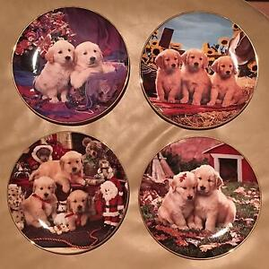 Franklin Mint Royal Doulton Limited Edition Plates - A1 Condition Torrensville West Torrens Area Preview