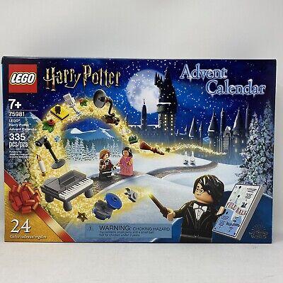 2020 LEGO Harry Potter Advent Calendar 75981 Christmas Countdown NEW Ships Today