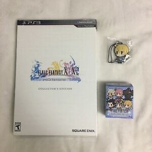 Final Fantasy X / X-2 Collector's Edition PS3 + Bonus