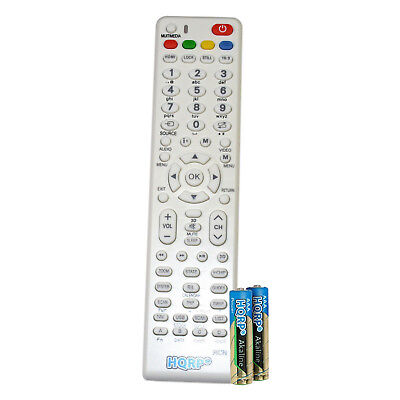 """HQRP Remote Control for Haier 24""""-55"""" Series LCD LED HD TV S"""