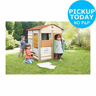 Little Tikes Build a House Playhouse