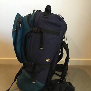 Travel Backpack 70L Capacity Rosanna Banyule Area Preview