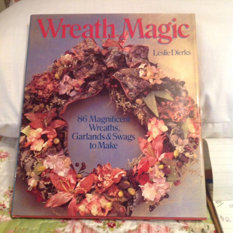 Wreath Magic By Leslie Dierks