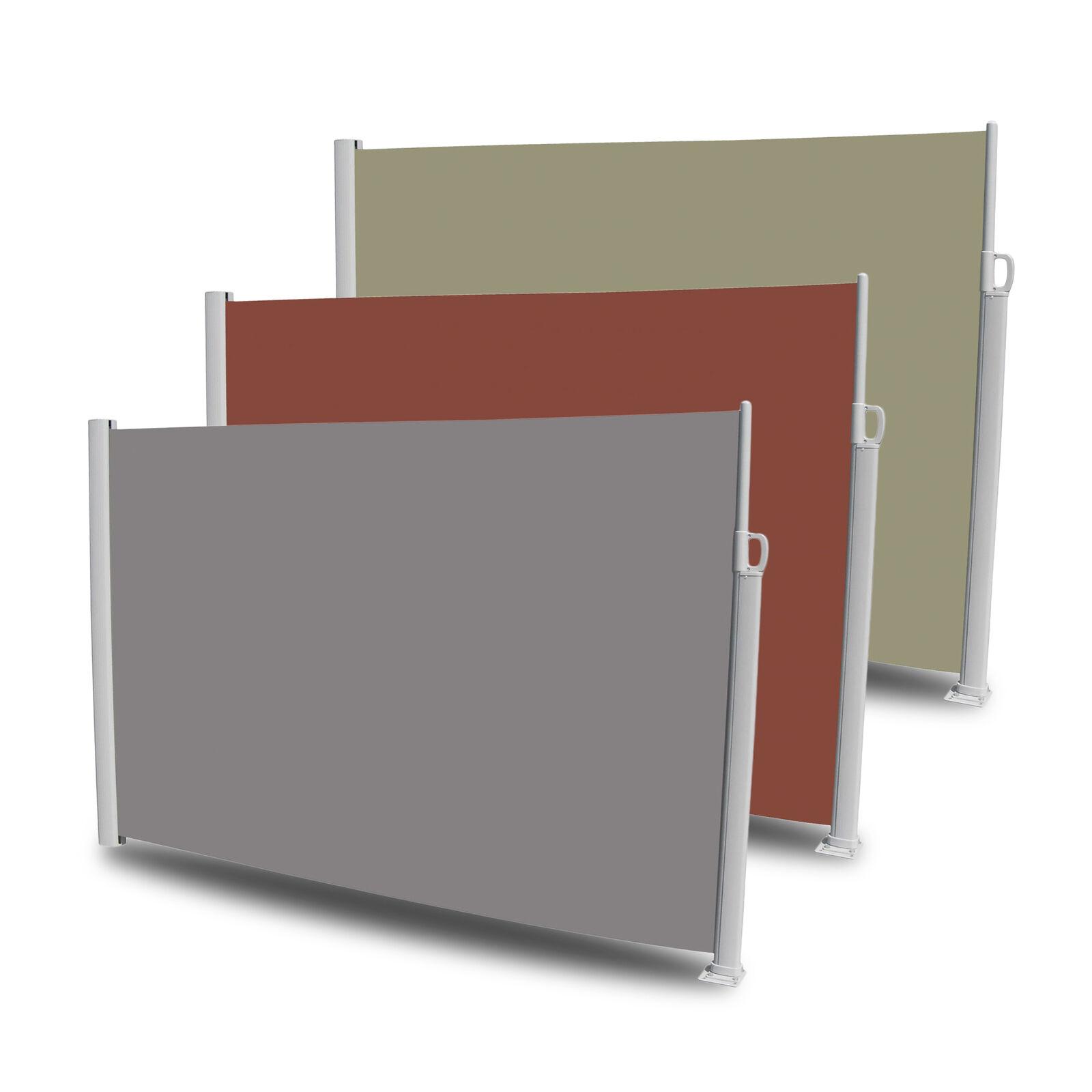 Seitenmarkise Sichtschutz Markise Seitenrollo