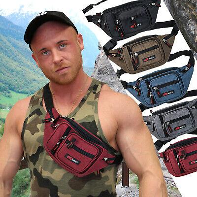 Gürteltasche Umhängetasche Tasche Handtasche Sporttasche Herren Damen Männer