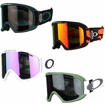 Oakley O Frame 2.0 Pro XL Skibrille Snowboardbrille mit Wechselscheibe Goggle