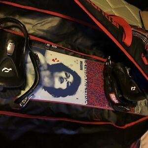 Ride kink snowboard and accessories