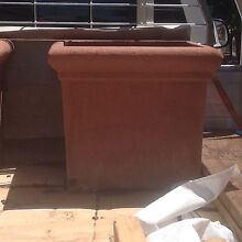 Terracotta pots (large) Banjup Cockburn Area Preview