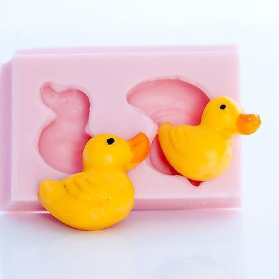 Глинистые формы Rubber Duck Silicone Mold