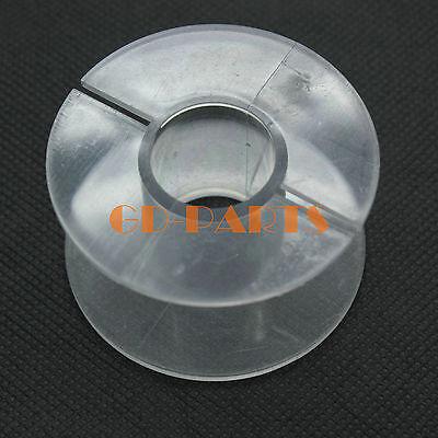 4pcs 5329mm Clear Plastic Bobbin Coil Former Fr Diy Speaker Crossover Inductor