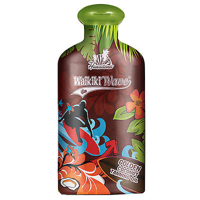 """Tannymaxx Hawaiiana """"Waikiki Wave Golden Coconut Tanning Oil"""" 200 ml"""