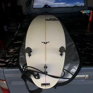 JS Industries surfboard