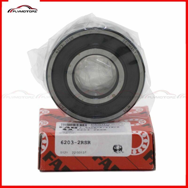 1 PCS FAG 6203 2RS Rubber Seals Ball Bearing Made in Germany RS NTN, NSK , KOYO