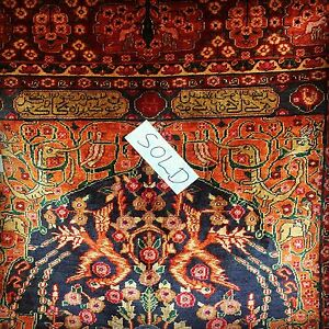 On Persian Rugs And Runners