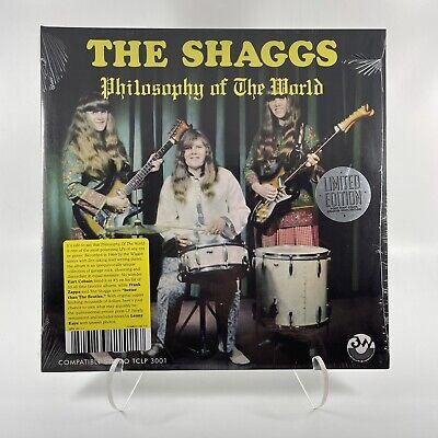 The Shaggs - Philosophy Of The World Vinyl Record Green Splatter Color Variant