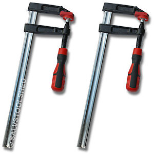 F Clamps Ebay Image is loading 2-F-Clamps-