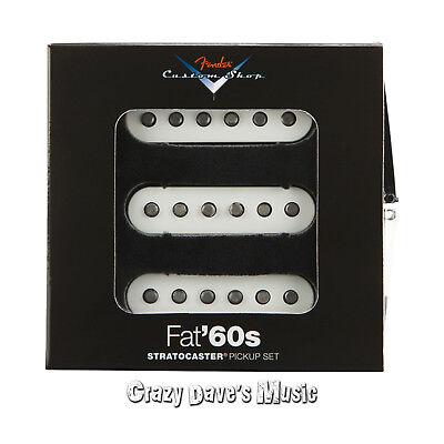 Fender® Custom Shop Fat `60s Strat Bridge Pickup~0992265000~USA~Brand New Other