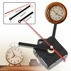 Silent Wall Clock Quartz Movement Mechanism Hand DIY Replacement Tool Parts Set