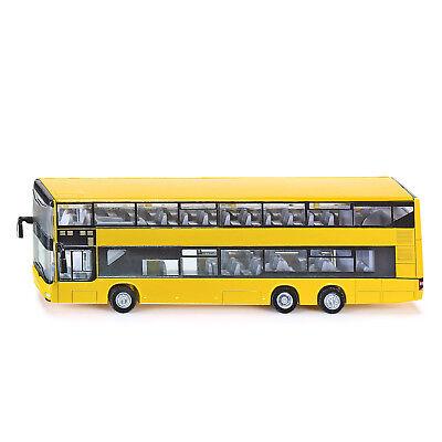 SIKU MAN Doppelstock Linienbus Bus Spielzeugauto Modellauto Super Serie / 1884