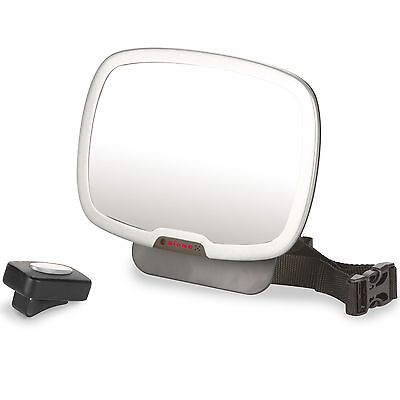 Diono Easy View Plus Universal Car Mirror For Rear Facing Baby Car Seats
