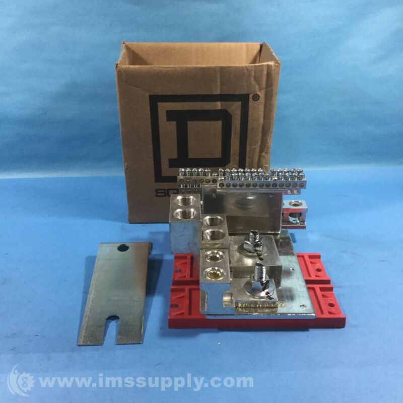 Square D HCW4SN Panelboard Solid Neutral USIP