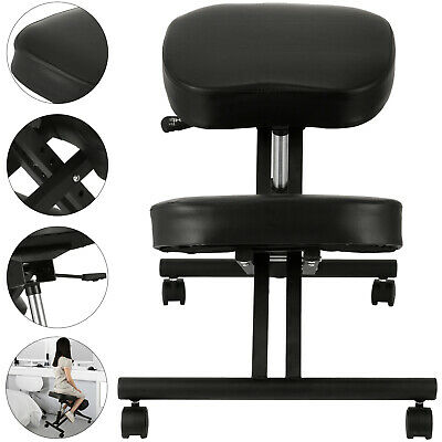 Ergonomic Kneeling Chair Adjustable Stool Furniture Beautify Hips Backbone